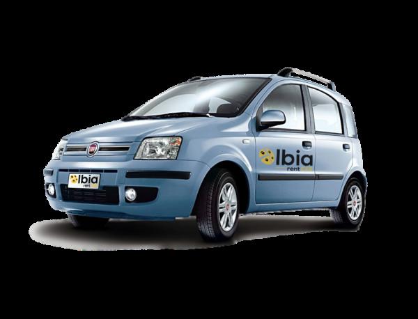 Auto - Fiat Panda serie 2 1.2 - Economy