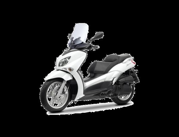 Yamaha X-City 125 - Scooter